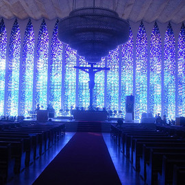 Brazil - Dom Bosco Church