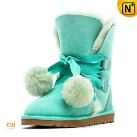 CWMALLS - Fur Lined Snow Boots for Women CW314404