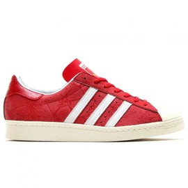 adidas originals - ATMOS × ADIDAS ORIGINALS SS 80S GID R POWER RED/RUNNING WHITE/CREAM WHITE