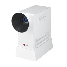 LG Electronics - PG65U Ultra Portable LED Projector