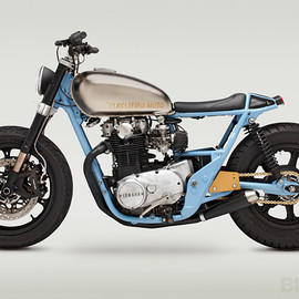YAMAHA - XS650 Classified Moto