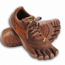 Vibram - Fivefingers Men's TREK LS Tan Brown