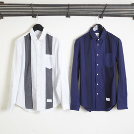 Name. - FINX PACHWORK SHIRT