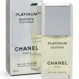 CHANEL - EGOIST PLATINUM