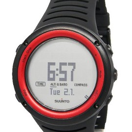 SUUNTO - CORE LAVA RED スント コア SS016788000