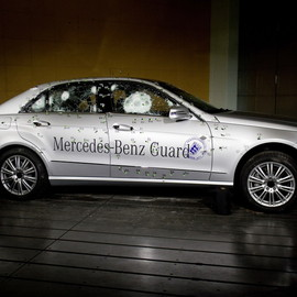 Mercedes-Benz - E-Class Guard