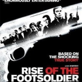 Julian Gilbey - Rise of the Footsoldier Poster