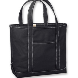 L.L.Bean - L.L.Bean TOTE BAG (BLACK)