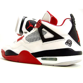 "Nike - Air Jordan IV Retro ""Mars"""