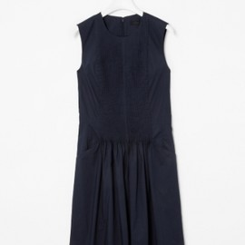 COS - Dress with pintucks