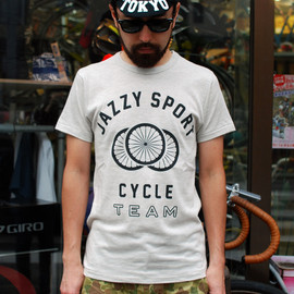 JAZZY SPORT, tempra cycle - Jazzy Sport CYCLE TEAM TEE