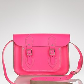 The Cambridge Satchel Company - Satchel - Fluorescent Satchel Pink