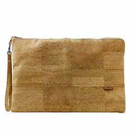 Corkor - iPad Air Case Unique Handmade Wristlet in Cork, Eco-Friendly Gift Ideas