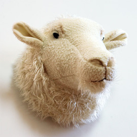 BiBiB&Co - ANIMAL HEAD SHEEP