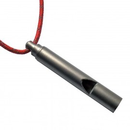 VARGO - Titanium Emergency Whistle