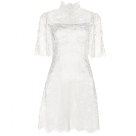 DOLCE&GABBANA - LACE DRESS