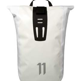 11 By Boris Bidjan Saberi - White Velocity Backpack