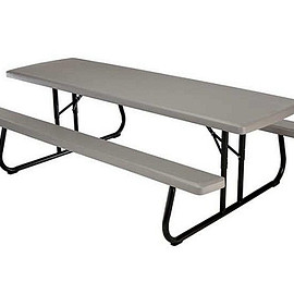 LIFE TIME - Commercial Folding Picnic Table