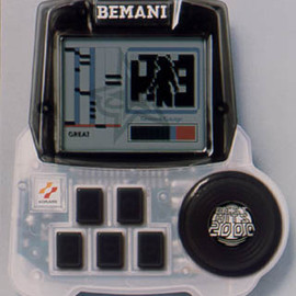 KONAMI - BEMANI Pocket