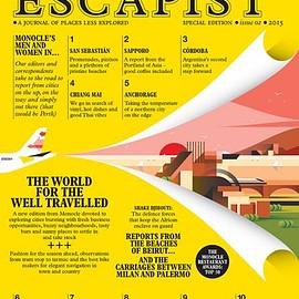 MONOCLE - The ESCAPIST 2015