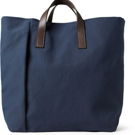 MARNI - Coated Canvas Tote Bag
