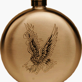 ANTI HERO  - SREAMING EAGLE FLASK