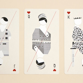 vienna tourist board - deck of cards/ formafantasma