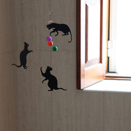 Flensted Mobiles - Feline Cats