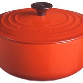 Le Creuset - ココット・ロンド 16cm チェリーレッド