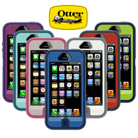 otterbox - Defender Rugged iPhone 5 Case