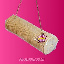 RommydeBommy - TEA BISCUITS PURSE
