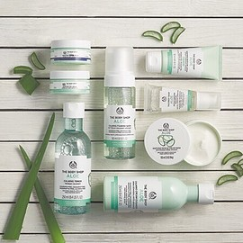 THE BODY SHOP - aloe series