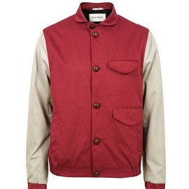 oliver spencer - shakespeare baseball jacket OLIVER SPENCER BASEBALL JACKET | OLIVER SPENCER 50% SALE