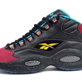 Reebok - QUESTION MID 「BURN RUBBER」 「LIMITED EDITION」