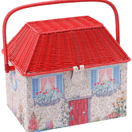 Cath Kidston - Cottage Sewing Basket