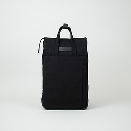 Thisispaper - Handle Backpack Black