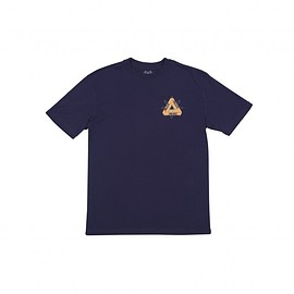 Palace Skateboards - TRI-SPACED T-SHIRT PURPLE