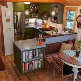 Small cool kitchen - Small cool kitchen