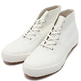 STUSSY Livin GENERAL STORE - Rain Shoes by Moonstar, white x white