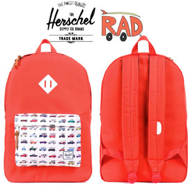 Herschel Supply Co. - 【HERSCHEL×RAD CARS WITH RAD SURF BOARDS on them】SettlementBackpack(ハーシェルバックパック)