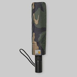 London Undercover, Carhartt W.I.P. - Automatic Compact Umbrella - Camo