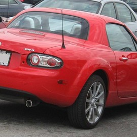 Mazda - Roadster (MX-5) Retractable Hard Top Coupe