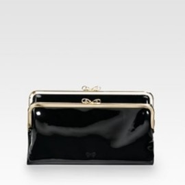 Anya Hindmarch★Double-Frame Patent Clutch  1