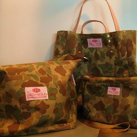 BAG'n'NOUN - CAMO SERIES