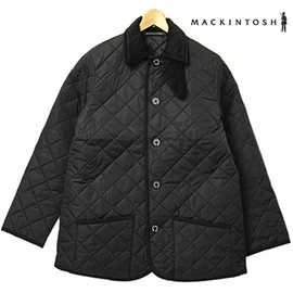 MACKINTOSH - WAVERLY NYLON BLACK