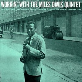 Miles Davis - Workin [12 inch Analog]