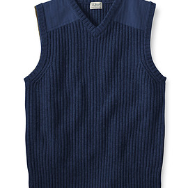 L.L.Bean - Commando Sweater Vest