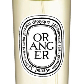 "Diptyque - Room Spray ""Oranger"""