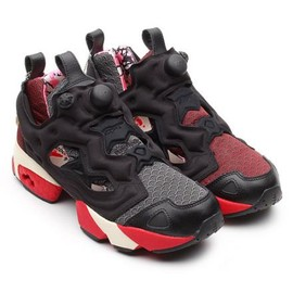 Reebok - Reebok PUMP FURY GW/BLCK/EXCELLENT RED/PAPERWHITE/CYCLONE
