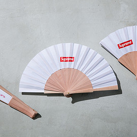 Supreme, Sasquatchfabrix. - Folding Fan